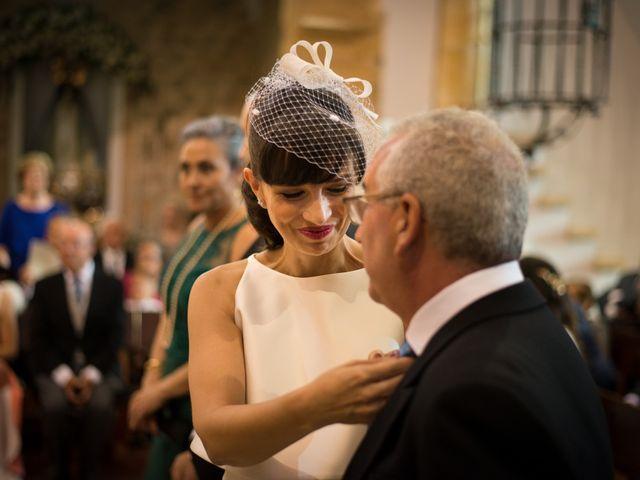La boda de Germán y Ana en La Alberca De Zancara, Cuenca 22