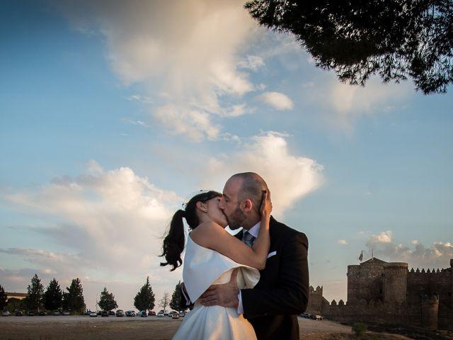 La boda de Germán y Ana en La Alberca De Zancara, Cuenca 24