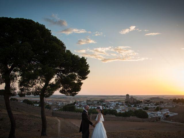 La boda de Germán y Ana en La Alberca De Zancara, Cuenca 26