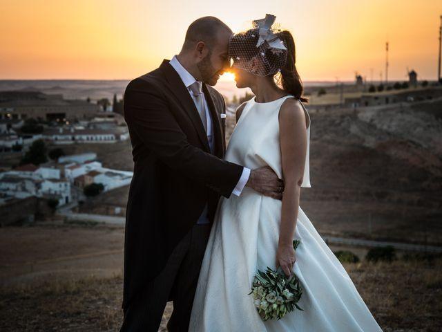 La boda de Germán y Ana en La Alberca De Zancara, Cuenca 28