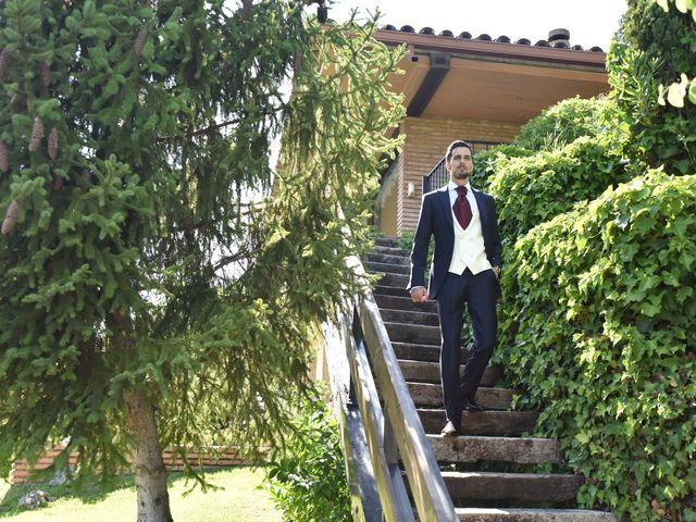 La boda de Verónica  y Javier en Castellar Del Valles, Barcelona 8