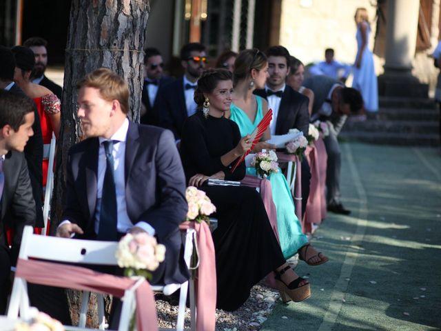 La boda de Verónica  y Javier en Castellar Del Valles, Barcelona 20
