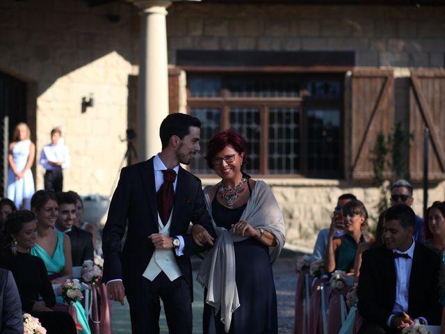 La boda de Verónica  y Javier en Castellar Del Valles, Barcelona 21