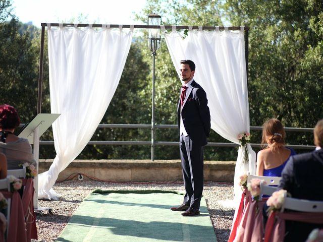 La boda de Verónica  y Javier en Castellar Del Valles, Barcelona 22