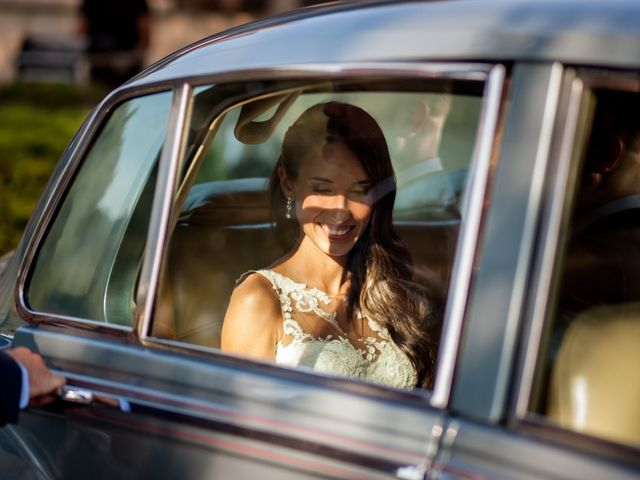 La boda de Verónica  y Javier en Castellar Del Valles, Barcelona 23