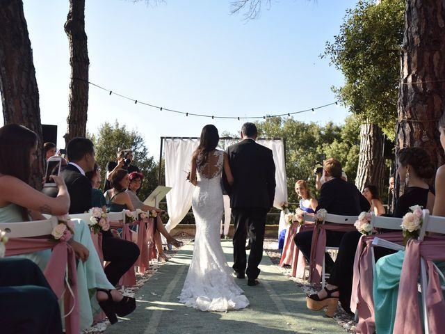 La boda de Verónica  y Javier en Castellar Del Valles, Barcelona 26