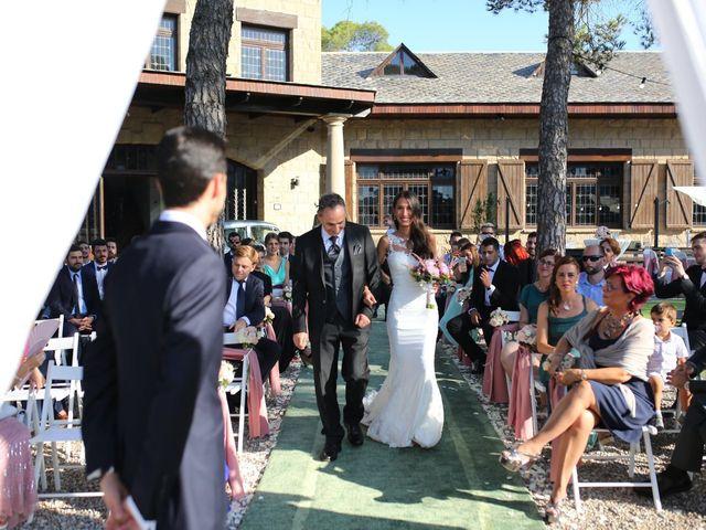 La boda de Verónica  y Javier en Castellar Del Valles, Barcelona 27