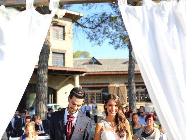 La boda de Verónica  y Javier en Castellar Del Valles, Barcelona 28