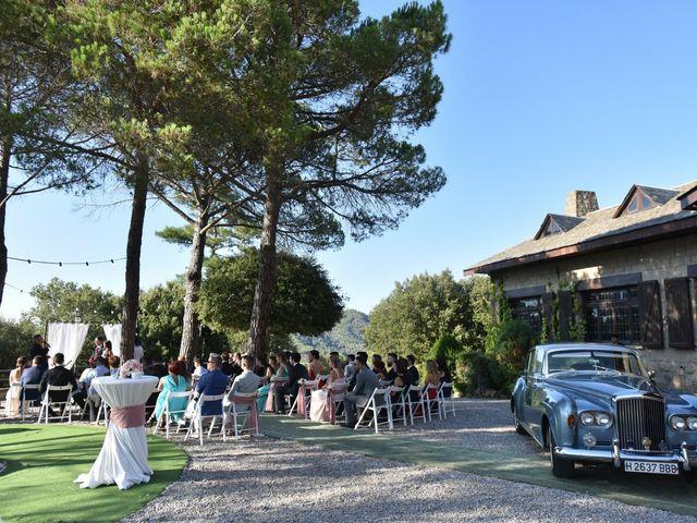 La boda de Verónica  y Javier en Castellar Del Valles, Barcelona 29