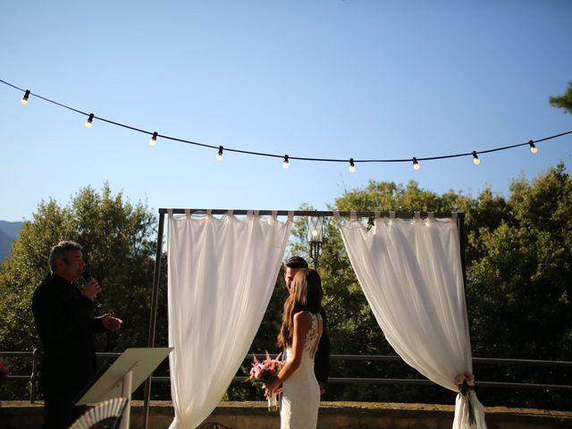 La boda de Verónica  y Javier en Castellar Del Valles, Barcelona 30