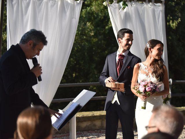 La boda de Verónica  y Javier en Castellar Del Valles, Barcelona 31