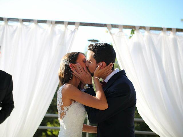 La boda de Verónica  y Javier en Castellar Del Valles, Barcelona 34