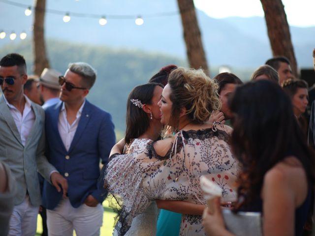La boda de Verónica  y Javier en Castellar Del Valles, Barcelona 36