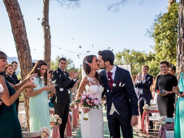 La boda de Verónica  y Javier en Castellar Del Valles, Barcelona 37
