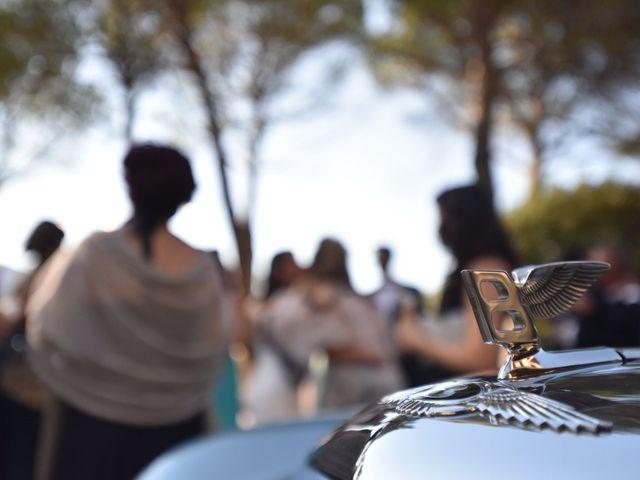 La boda de Verónica  y Javier en Castellar Del Valles, Barcelona 38