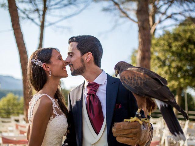 La boda de Verónica  y Javier en Castellar Del Valles, Barcelona 40
