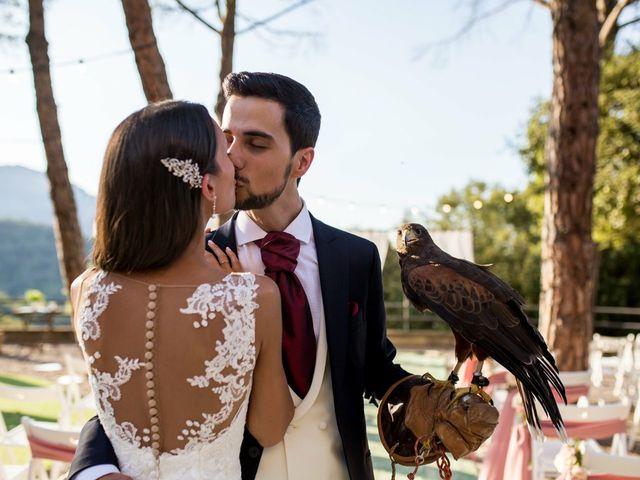 La boda de Verónica  y Javier en Castellar Del Valles, Barcelona 42