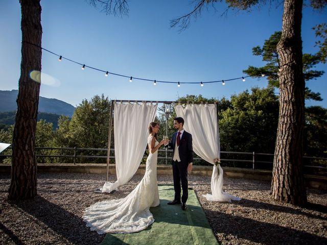 La boda de Verónica  y Javier en Castellar Del Valles, Barcelona 43