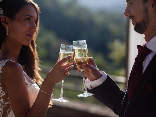 La boda de Verónica  y Javier en Castellar Del Valles, Barcelona 45