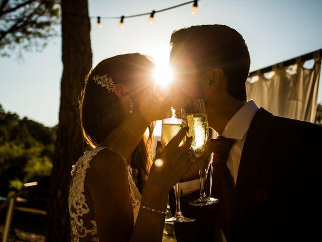 La boda de Verónica  y Javier en Castellar Del Valles, Barcelona 46