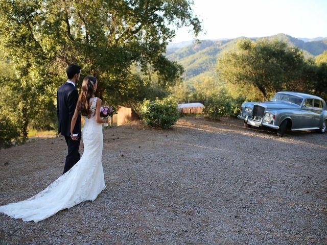 La boda de Verónica  y Javier en Castellar Del Valles, Barcelona 47