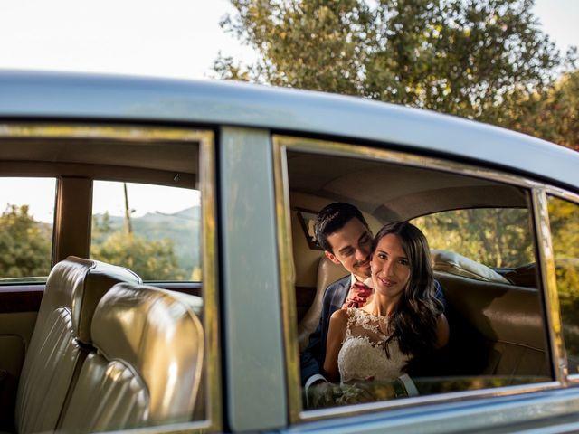 La boda de Verónica  y Javier en Castellar Del Valles, Barcelona 50
