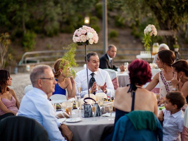 La boda de Verónica  y Javier en Castellar Del Valles, Barcelona 52