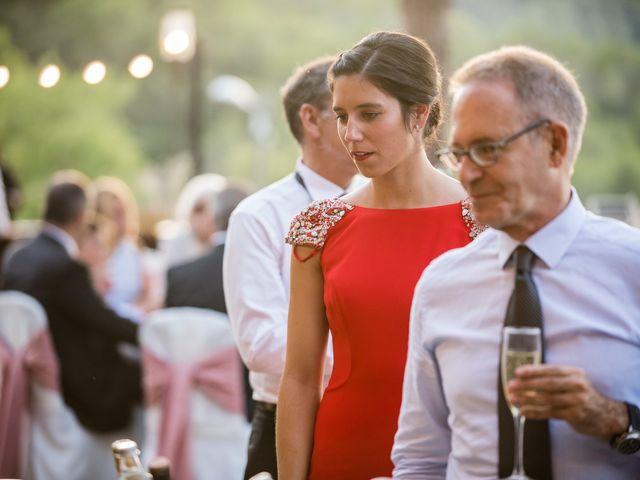 La boda de Verónica  y Javier en Castellar Del Valles, Barcelona 53