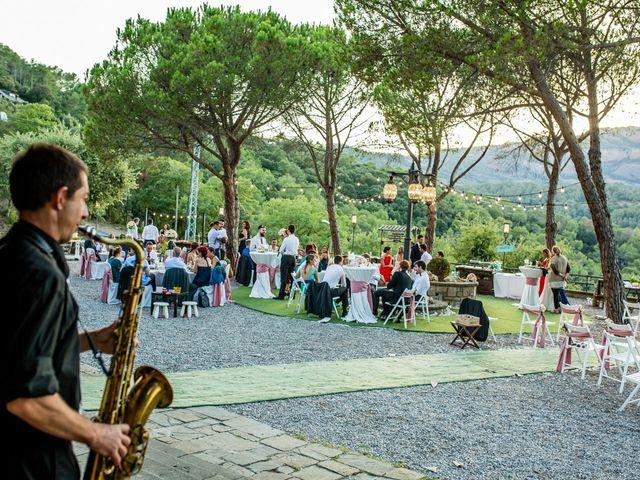 La boda de Verónica  y Javier en Castellar Del Valles, Barcelona 55