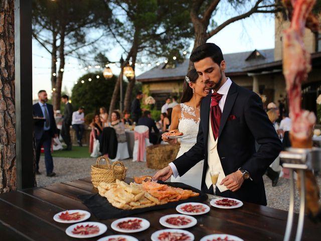 La boda de Verónica  y Javier en Castellar Del Valles, Barcelona 57