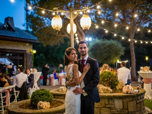 La boda de Verónica  y Javier en Castellar Del Valles, Barcelona 60