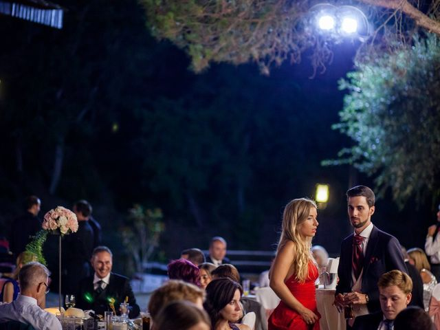 La boda de Verónica  y Javier en Castellar Del Valles, Barcelona 62