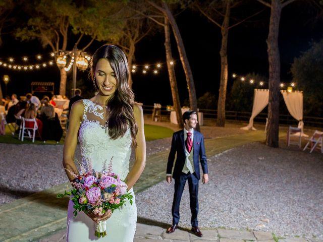 La boda de Verónica  y Javier en Castellar Del Valles, Barcelona 63