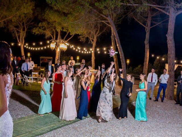 La boda de Verónica  y Javier en Castellar Del Valles, Barcelona 65