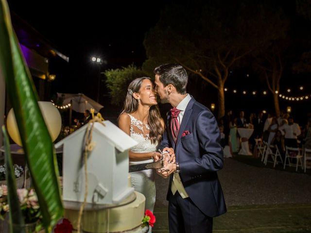 La boda de Verónica  y Javier en Castellar Del Valles, Barcelona 67