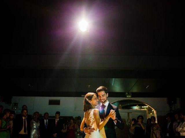La boda de Verónica  y Javier en Castellar Del Valles, Barcelona 70
