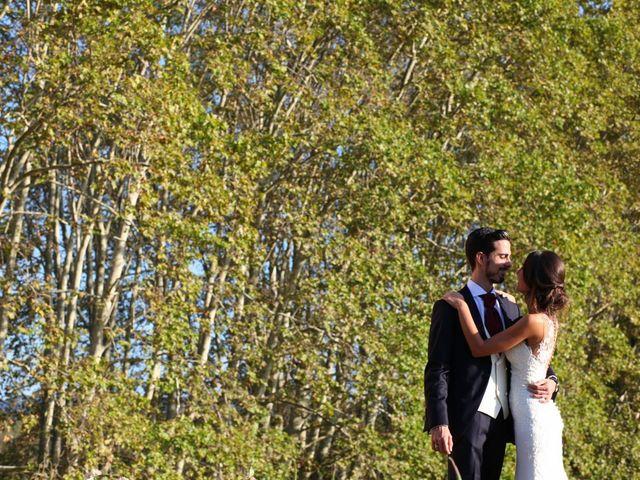 La boda de Verónica  y Javier en Castellar Del Valles, Barcelona 79