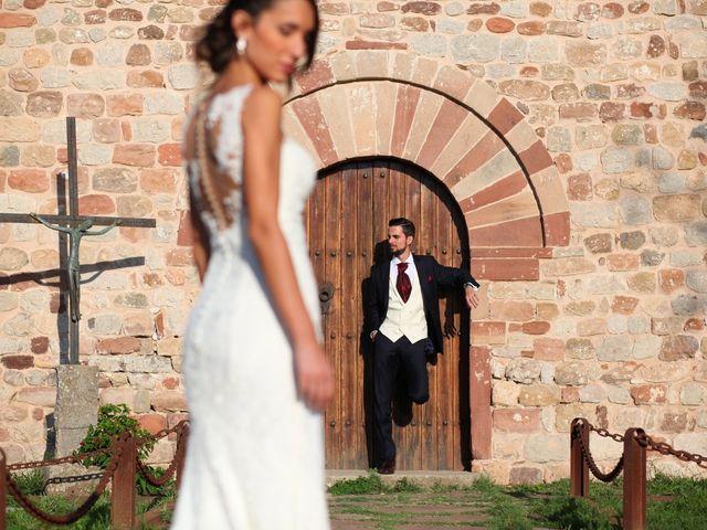 La boda de Verónica  y Javier en Castellar Del Valles, Barcelona 80