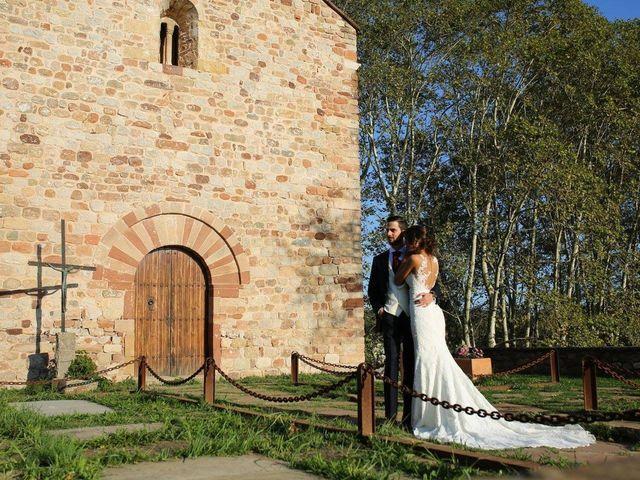 La boda de Verónica  y Javier en Castellar Del Valles, Barcelona 82