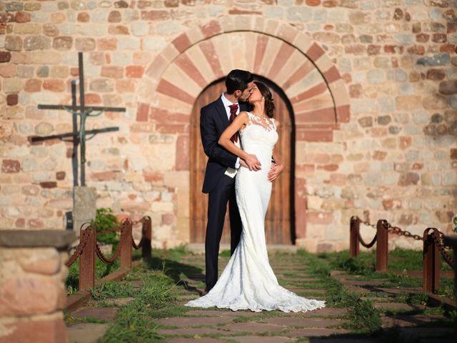 La boda de Verónica  y Javier en Castellar Del Valles, Barcelona 83