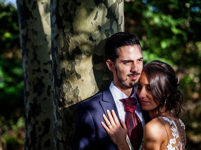 La boda de Verónica  y Javier en Castellar Del Valles, Barcelona 85