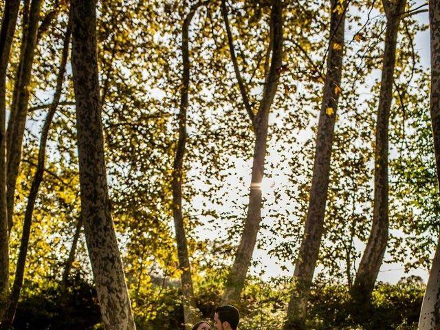 La boda de Verónica  y Javier en Castellar Del Valles, Barcelona 88