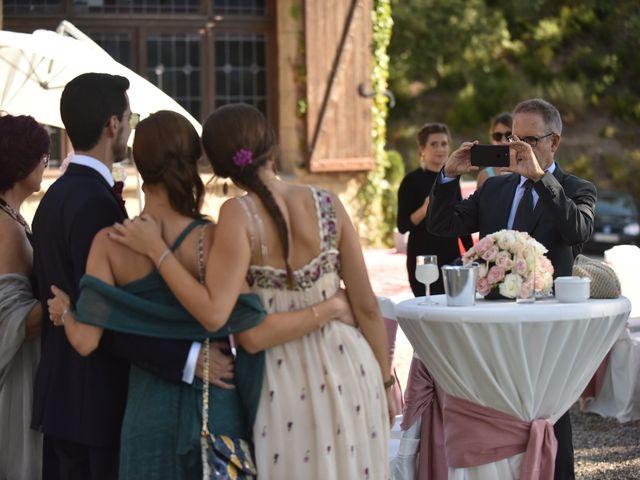 La boda de Verónica  y Javier en Castellar Del Valles, Barcelona 92
