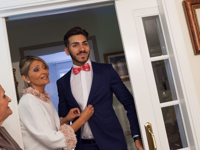 La boda de Jose Miguel y Isabel en Tomares, Sevilla 19