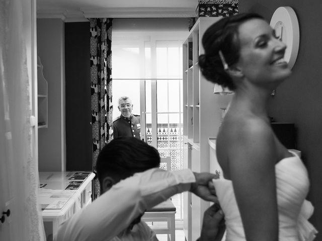 La boda de Jose Miguel y Isabel en Tomares, Sevilla 36