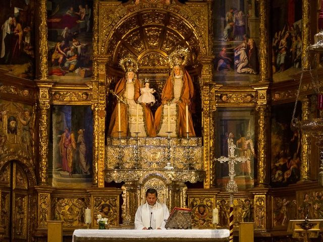 La boda de Jose Miguel y Isabel en Tomares, Sevilla 55