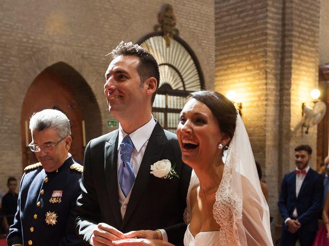 La boda de Jose Miguel y Isabel en Tomares, Sevilla 61