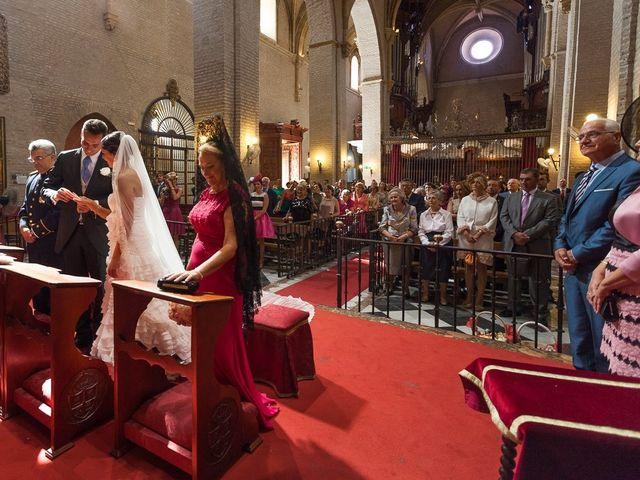 La boda de Jose Miguel y Isabel en Tomares, Sevilla 66