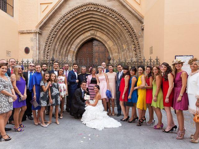 La boda de Jose Miguel y Isabel en Tomares, Sevilla 83