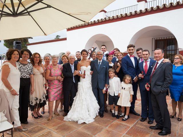 La boda de Jose Miguel y Isabel en Tomares, Sevilla 110